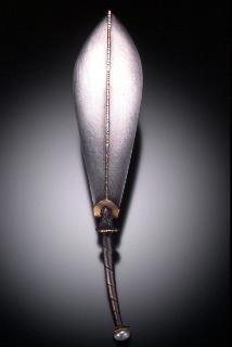 Paddle Brooch